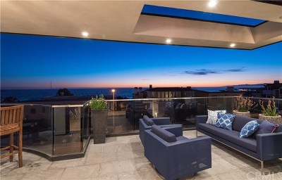 Hawthorne, Hermosa Beach, Lomita, Manhattan Beach, Redondo Beach, San Pedro, Torrance Condo/Townhouse For Sale: 508 Manhattan Avenue