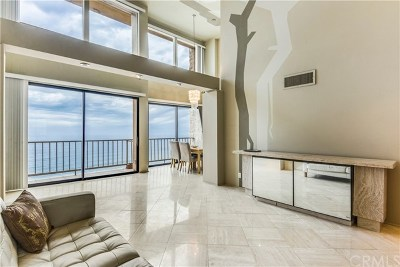 Redondo Beach Condo/Townhouse For Sale: 727 Esplanade #405