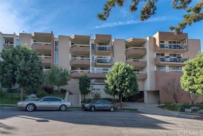 Palos Verdes Estates, Rancho Palos Verdes, Rolling Hills Estates Condo/Townhouse For Sale: 28121 Highridge Road #404
