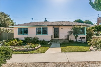 Rancho Palos Verdes Single Family Home For Sale: 5422 Elmbank Road