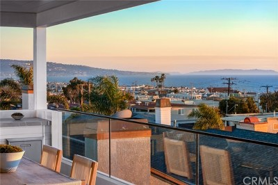 Manhattan Beach Single Family Home For Sale: 1215 Fisher Avenue