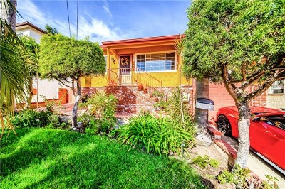 San Pedro CA Single Family Home For Sale: $739,000