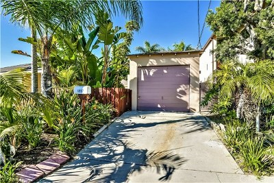 Hermosa Beach Single Family Home For Sale: 1217 21st Street