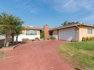 El Segundo Single Family Home For Sale: 205 E Acacia Avenue