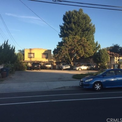 Lomita Multi Family Home For Sale: 25312 Narbonne Avenue