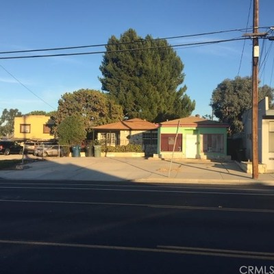 Lomita Multi Family Home For Sale: 25318 Narbonne Avenue