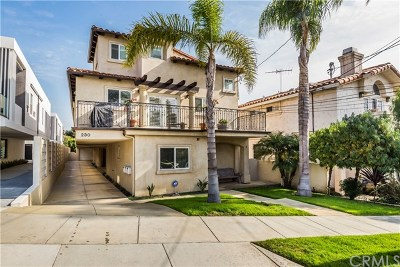 Redondo Beach Condo/Townhouse For Sale: 230 S Helberta Avenue #B