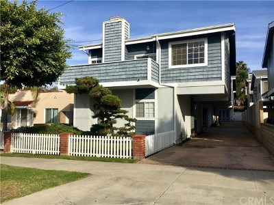 Redondo Beach Condo/Townhouse For Sale: 102 S Francisca Avenue #C