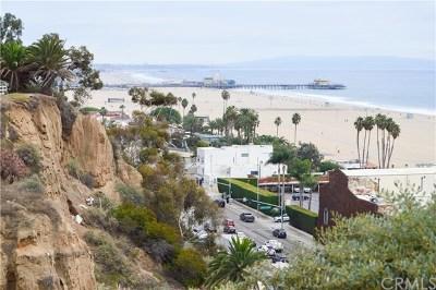 Santa Monica Condo/Townhouse For Sale: 757 Ocean Avenue #109
