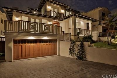 Manhattan Beach Single Family Home For Sale: 1755 8th Street