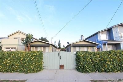 San Pedro Single Family Home For Sale: 3028 S Kerckhoff Avenue