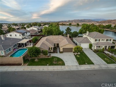 Menifee CA Single Family Home For Sale: $525,000