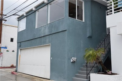 Manhattan Beach Single Family Home For Sale: 4310 Ocean Drive