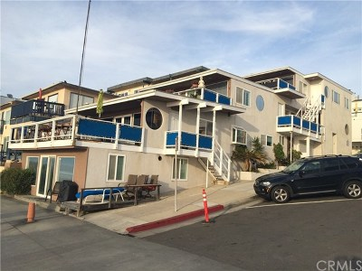 Manhattan Beach Single Family Home Active Under Contract: 3600 The Strand