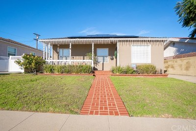 San Pedro CA Single Family Home For Sale: $699,999
