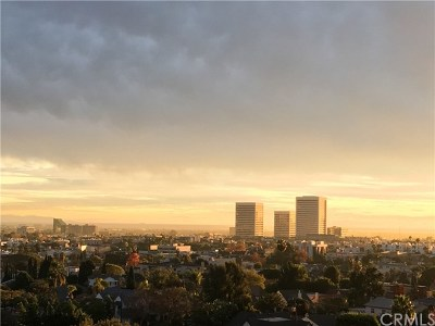 Los Angeles Condo/Townhouse For Sale: 10724 Wilshire Boulevard #713