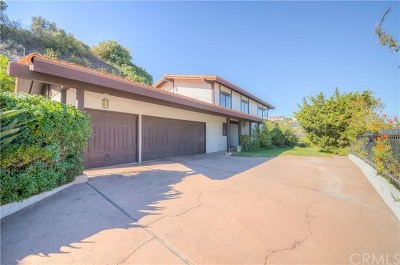 Rancho Palos Verdes Single Family Home For Sale: 3536 Newridge Drive