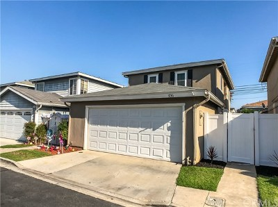 Long Beach Single Family Home For Sale: 3736 Countryside Lane
