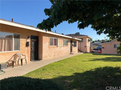 San Pedro Multi Family Home For Sale: 835 1st Street