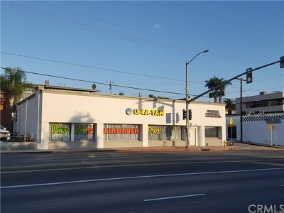Hermosa Beach Commercial For Sale: 1402 Pacific Coast