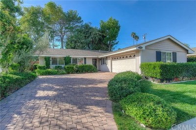 Rancho Palos Verdes Single Family Home For Sale: 28015 Lomo Drive