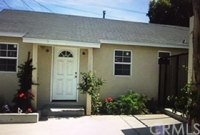 Hawthorne Multi Family Home For Sale: 4374 W 116th Street