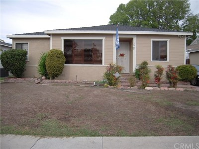 Lakewood Single Family Home For Sale: 2407 Eckleson Street