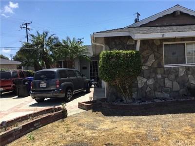 Torrance Single Family Home For Sale: 21312 Payne Ave