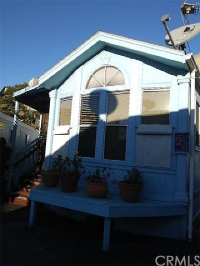 Los Angeles County Mobile Home For Sale: 531 Pier Avenue