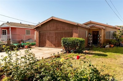 Torrance Single Family Home For Sale: 22923 Alexandria Avenue