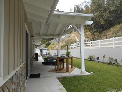 Rolling Hills Estates Single Family Home For Sale: 26010 Rolling Hills Road