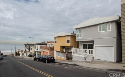 Manhattan Beach Multi Family Home For Sale: 225 Rosecrans Avenue