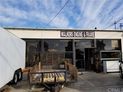 Carson Commercial For Sale: 20836 Main Street