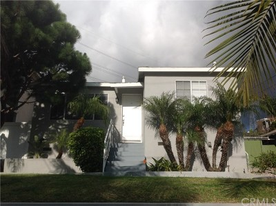 Los Angeles County Rental For Rent: 828 N Lucia Ave #a,