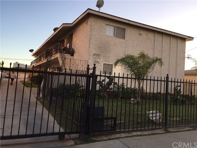 Torrance Multi Family Home For Sale: 1524 W 227th Street