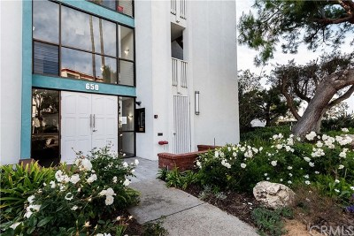 Redondo Beach Condo/Townhouse For Sale: 650 The #206