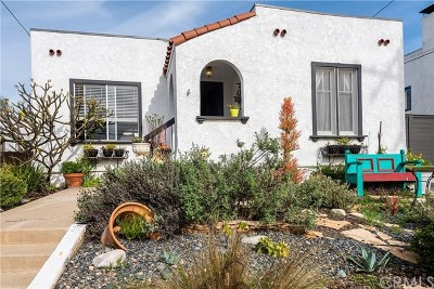 Redondo Beach CA Single Family Home For Sale: $1,099,000