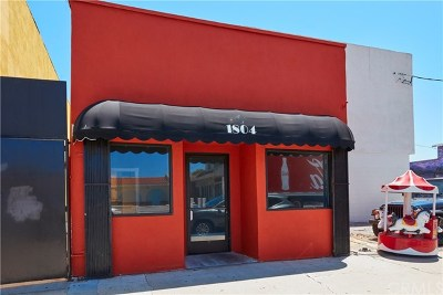 Commercial For Sale: 1804 S Pacific Avenue
