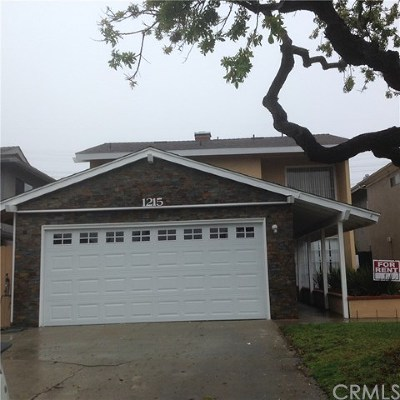 Los Angeles County Rental For Rent: 1215 Amethyst St., #a,