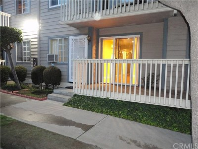 Harbor City Condo/Townhouse For Sale: 25420 Dodge Avenue #E