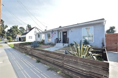 Inglewood Single Family Home For Sale: 654 Aerick Street