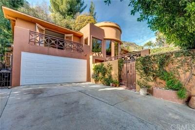 Single Family Home For Sale: 1841 N Curson Avenue