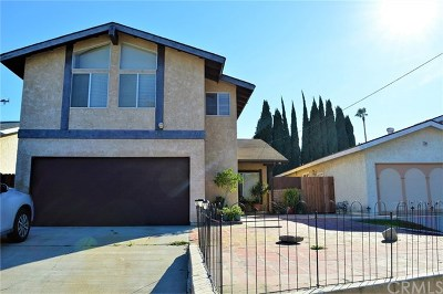 Lomita Single Family Home For Sale: 1764 252nd Street