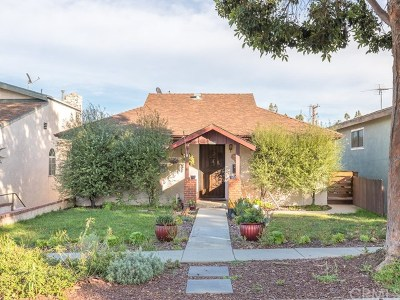 El Segundo Single Family Home For Sale: 412 Concord Street