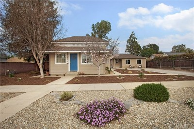 Glendora Multi Family Home For Sale: 217 E Carroll Avenue