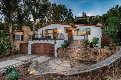 Palos Verdes Estates, Rancho Palos Verdes, Rolling Hills Estates Single Family Home For Sale: 736 Via Del Monte