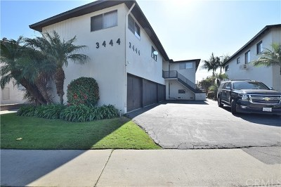 Torrance Multi Family Home For Sale: 3444 Redondo Beach Boulevard