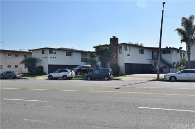Torrance Multi Family Home For Sale: 3450 Redondo Beach Boulevard