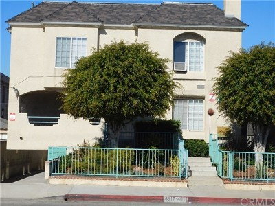 Hawthorne Condo/Townhouse For Sale: 4813 W 120th Street
