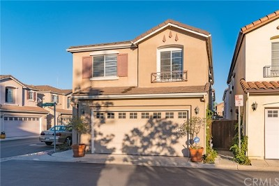 Hawthorne Condo/Townhouse For Sale: 14432 Cottage Lane